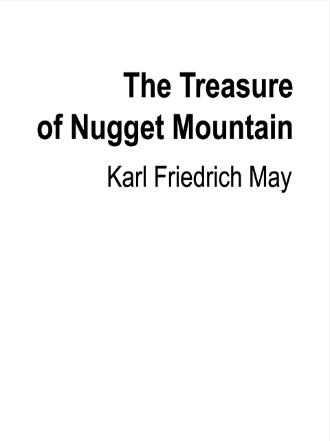 The Treasure of Nugget Mountain