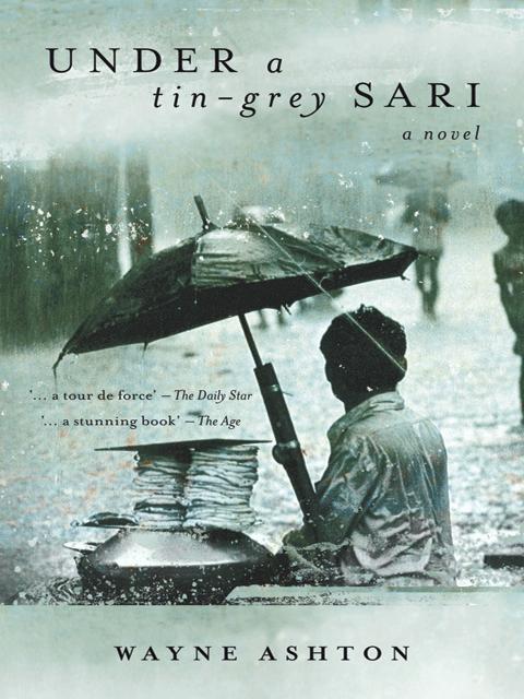 Under A Tin Grey Sari