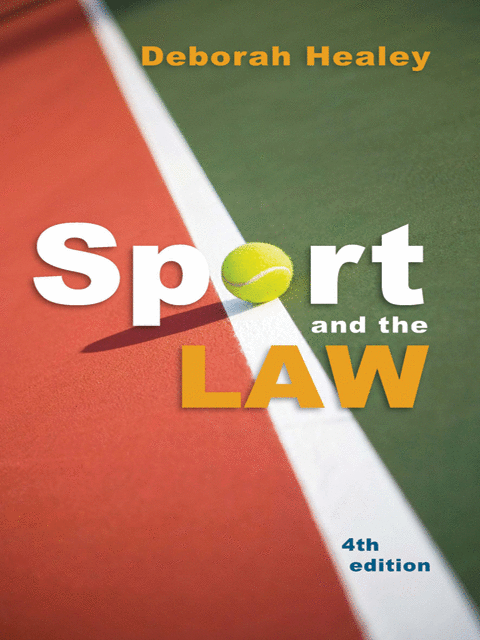 Sport and the Law 4th Edition