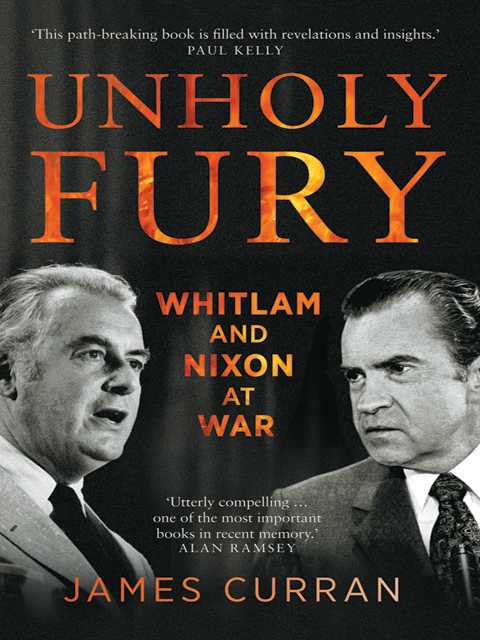 Unholy Fury