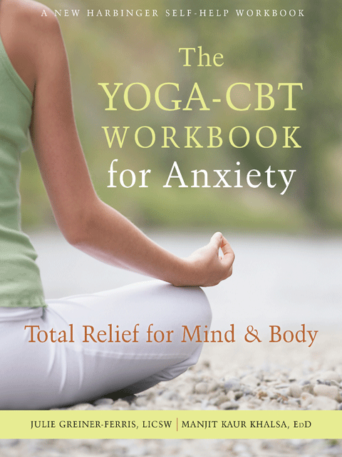 Yoga-CBT Workbook for Anxiety