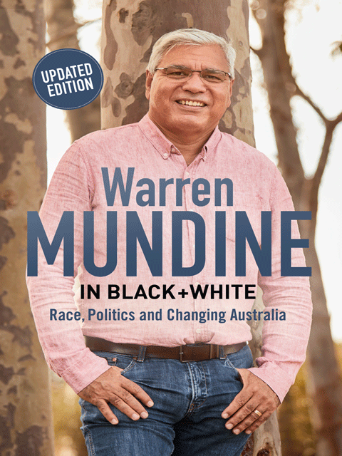 Warren Mundine: In Black and White