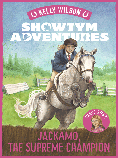 Showtym Adventures 7: Jackamo, the Supreme Champion