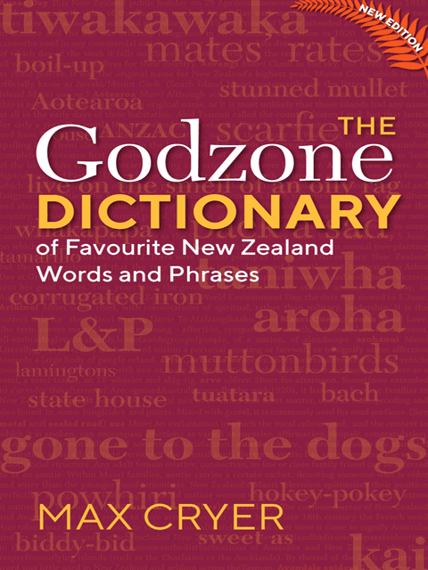 The Godzone Dictionary (2nd edition)