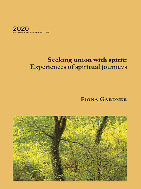 Seeking union with spirit
