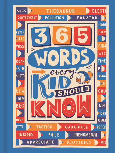 365 Words Every Kid Should Know