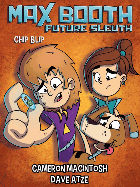 Max Booth Future Sleuth