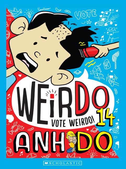 WeirDo #14: Vote Weirdo!