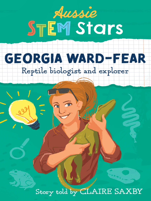 Aussie STEM Stars Georgia Ward-Fear