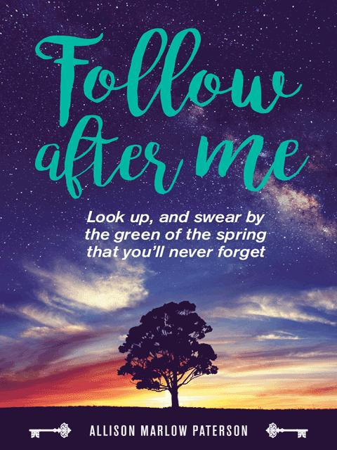Follow after me