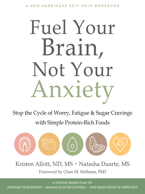 Fuel Your Brain, Not Your Anxiety