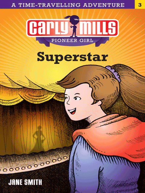 Carly Mills Super Star