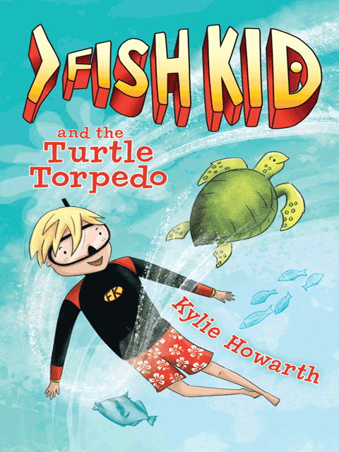 Fish Kid and the Turtle Torpedo