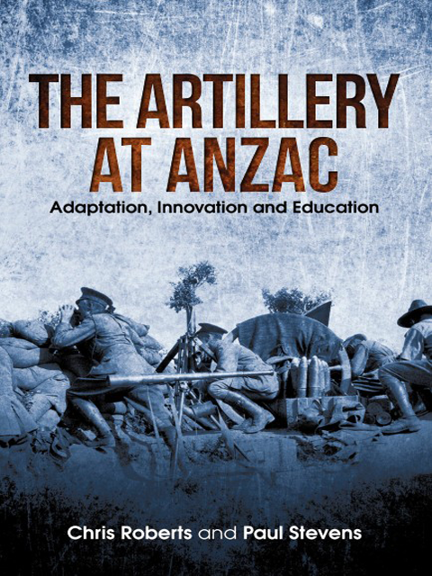 the Artillery at Anzac