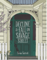 dyslexic book decline and fall on savage street